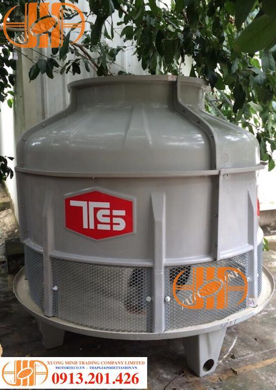 Tháp giải nhiệt nước Tashin TSN Teco Xuong Minh 40RT