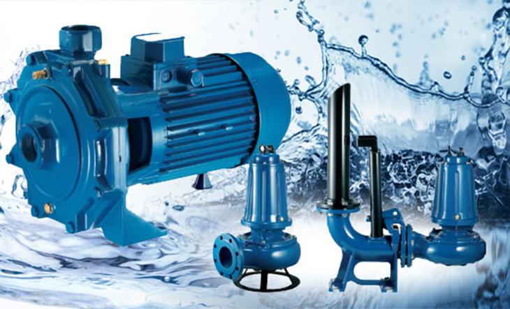 Máy bơm nước TECO cấu tạo và nguyên lý làm việc