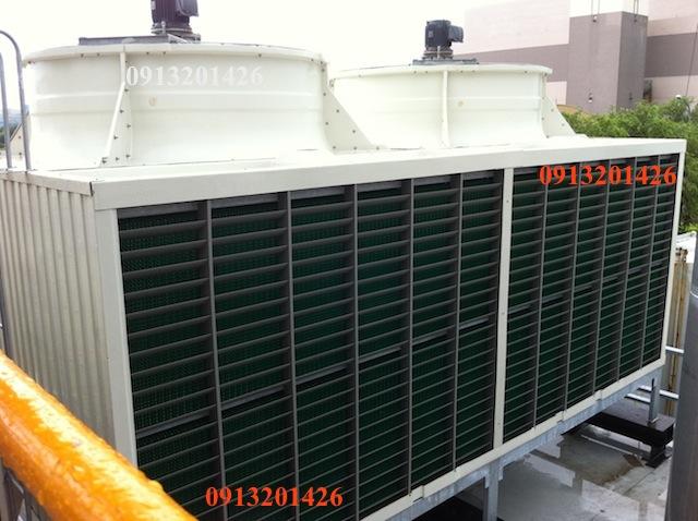 Quy trình lắp đặt tháp giải nhiệt nước đúng tiêu chuẩn nhất