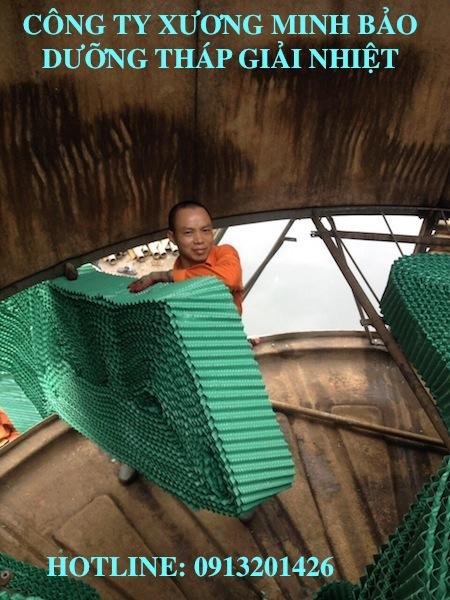 Hướng dẫn phát hiện và bảo trì các loại tháp giải nhiệt