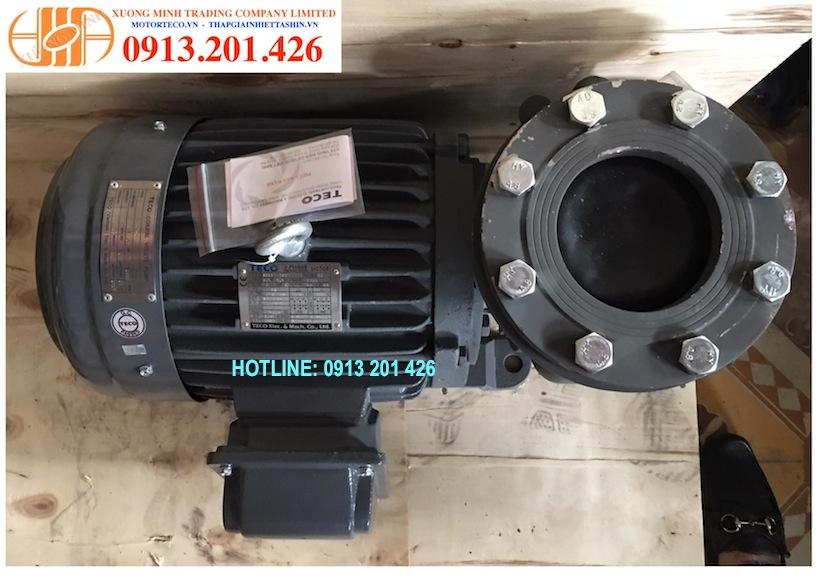 Ứng dụng của máy bơm nước Teco