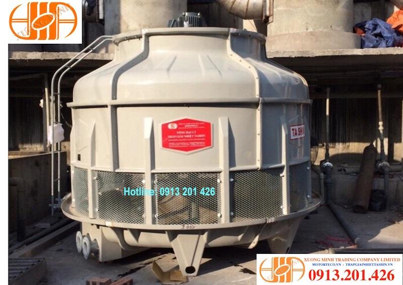 Tháp giải nhiệt nước tashin 100rt, tháp, giải, nhiêt, 100rt tại Hải Dương
