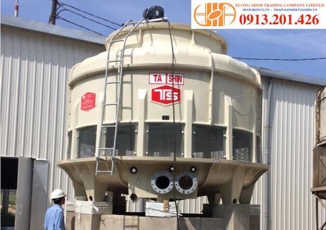 Lắp Tháp giải nhiệt 250RT tại Nghệ An