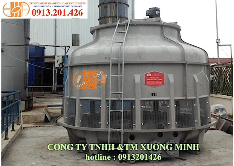 Tháp giải nhiệt 300RT-Lắp thap giai nhiet tashin 300RT tại Hải Dương