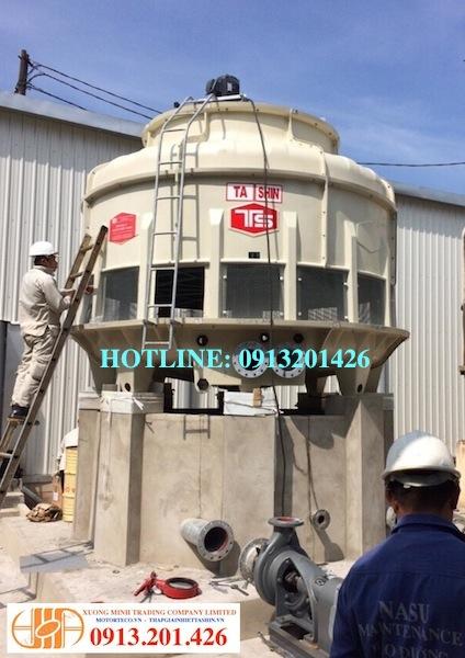Lựa chọn tháp giải nhiệt phù hợp