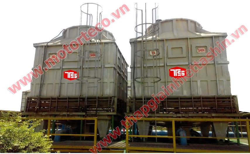 Vấn đề và phương pháp xử lý trong hệ thống tháp giải nhiệt, tháp giải nhiệt nước,