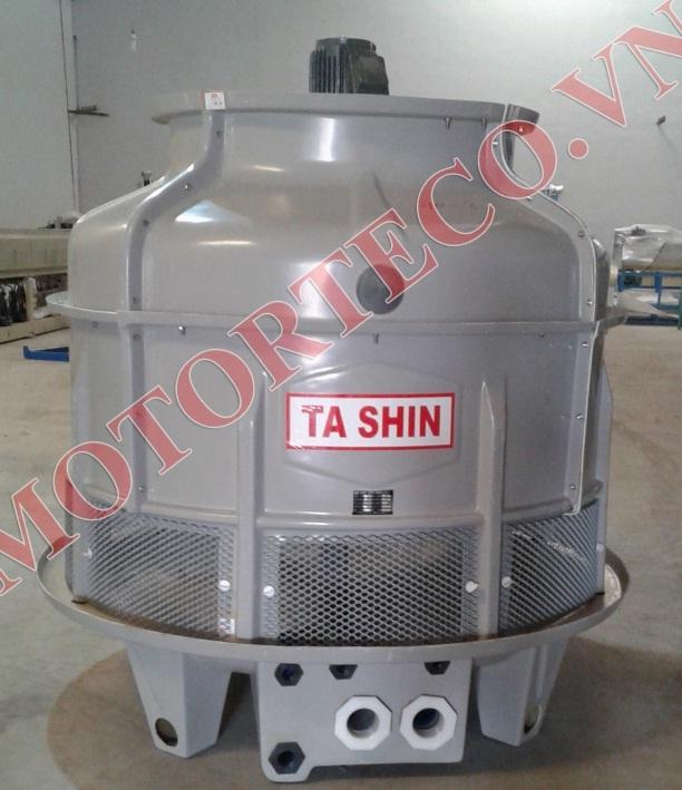 Quy trình lắp tháp giải nhiệt Tashin 60RT